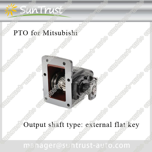 PTO for Mitsubishi truck