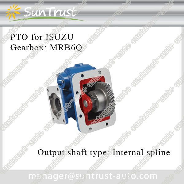 PTO for ISUZU